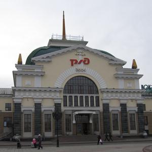 Железнодорожные вокзалы Уркараха