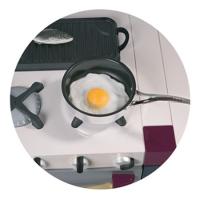 Лесная усадьба - иконка «кухня» в Уркарахе